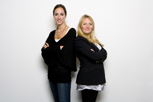 RPM's Katie Kenny and Best Buy Europe's Charlotte Groom