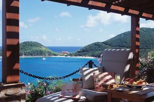 Peter Island Resort and Spa in the British Virgin Islands
