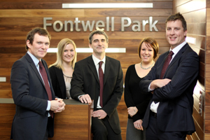 Fontwell Park bolsters team