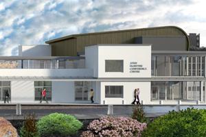 University of Edinburgh plans £9m conference facility extension