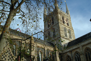 Southwark Cathedral expands event space
