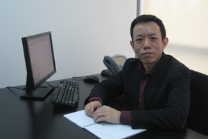 Jeffrey Xu appointed CIBTM exhibition manager