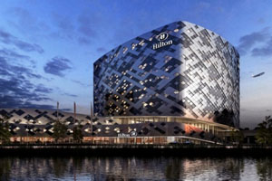 Hilton plans Amsterdam Airport Schiphol hotel
