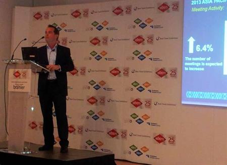 American Express's Michael Schuller reveals research at EIBTM