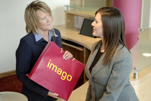 Imago is Loughborough University's conference and events business