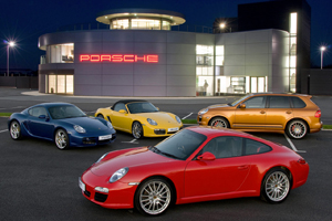 Porsche pilots new experiential events