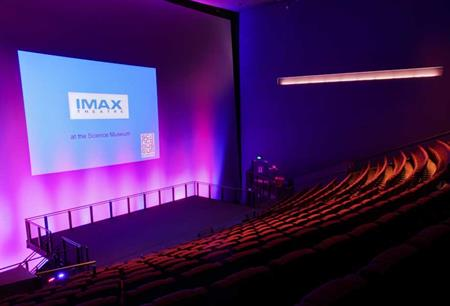 Science Museum Imax space