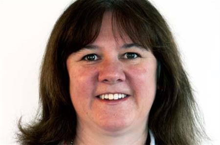 Amy Quinn, Worldspan Group's new head of pharmaceutical services