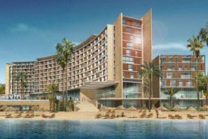 Kempinski Hotel Aqaba Red Sea Jordan