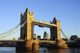 London, Barcelona and Paris top US buyer poll