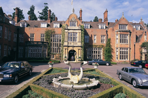 Electronic Arts picks Tylney Hall for team-building event