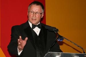 HBAA chairman Stephen Usher
