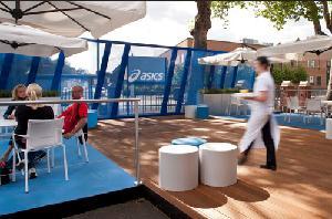 Asics venue designed and delivered by Imagination
