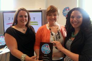 Zibrant wins C&IT Agency Challenge Live 2011