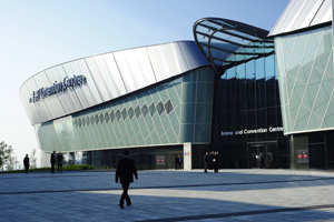 Liverpool's BT Convention Centre joins HBAA
