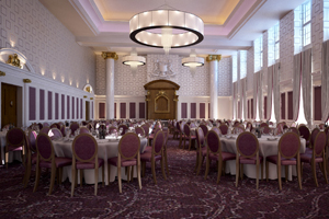 The Grand Ballroom at the Grand Central Hotel in Glasgow