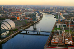 Glasgow will be home to the Scottish National Arena