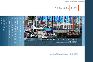 Parallel Blue to be Skandia Sail for Gold's official hospitality provider