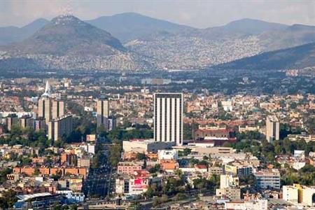 Mexico City will gain its first Doubletree by Hilton