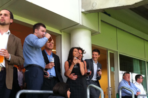 In pictures: Keith Prowse hosts corporates at the Kia Oval