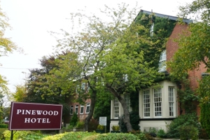 Pinewood Hotel in Wilmslow