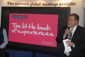 Little Book of Experiences Launch