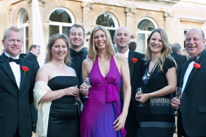 Thomas Cook among guests celebrating DRP Group's anniversary