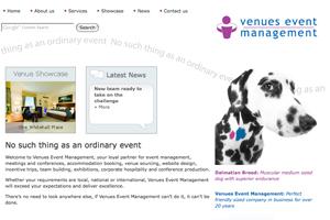 Venues Event Management plans expansion