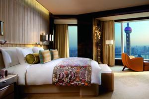 Ritz-Carlton opens new hotel in Shanghai