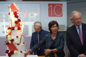 Grimaldi Forum's tenth anniversary celebrations