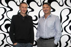Antony Wilson and Nick Porter