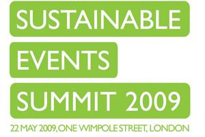 Sustainable Events Summit 2009