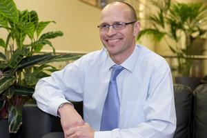Paul Domeney joins Harrogate International Centre