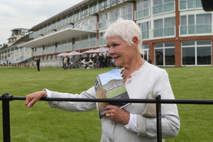 Dame Judi Dench opens Lingfield Park Marriott Hotel & Country Club