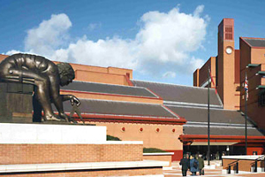 The British Library features on Virtual Venue Visit