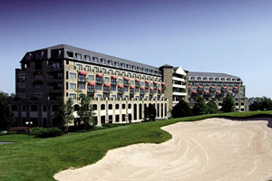 The Celtic Manor Resort in Wales