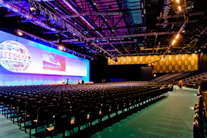 Tesco held biennial conference at ICC London Excel