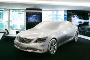 Lexus GB: appoints Jack Morton