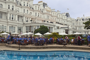Electrocomponents picks The Grand in Eastbourne for conference
