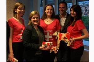 Leeds Metropolitan Uni students win MPI's Young Achievers Award 2011