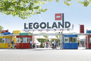 Merlin entertainments to open world's largest Legoland in Florida
