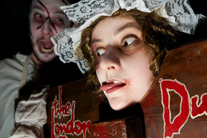 Shell and Visa among corporates at London Dungeon event