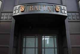 Bafta will be available for private hire from August 2013
