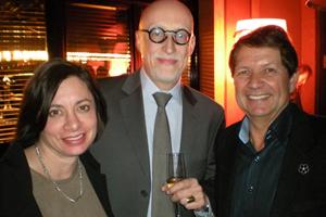 Guests at ICC London Excel's EIBTM dinner