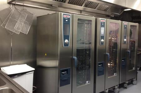 Senate House completes £600,000 kitchen refurb
