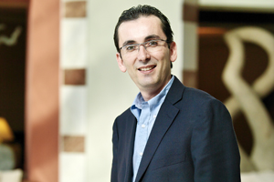 Oriol Montal is the new general manager of Abama Golf & Spa Resort