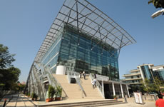 Italy's £98m convention centre opens with trio of events