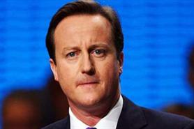 PM re-affirms support for UK events