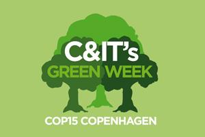 C&IT's Green Week