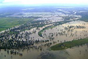 Queensland declared 'disaster zone'